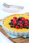 Gluten Free Ricotta Cheesecake