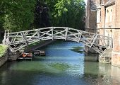 Mathematical bridge - Cambridge England
