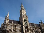 Marienplatz in Munich,