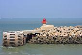Calais Harbour