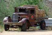 Old, Old Truck
