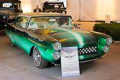 Ford Fairlane 1957 On Display