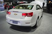 Chevrolet Malibu Lt 2015 On Display