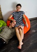 Couple dreams of a good home