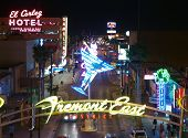 Las Vegas - East Fremont Street