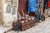 Souvenirs In The Medina Of Fez