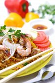 stock photo of nasi  - Nasi goreng - JPG
