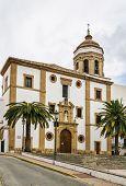 Church Of La Merced, Ronda, Spain