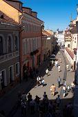 Ausros Vartu Street
