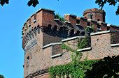 Wrangel Tower - Fortification Of Koenigsberg. Kaliningrad, Russia