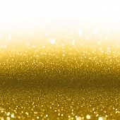 stock photo of glitter  - Abstract gold background - JPG
