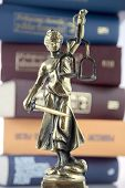 image of justice  - Symbol of law and justice - JPG