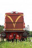 dieasel locomotor