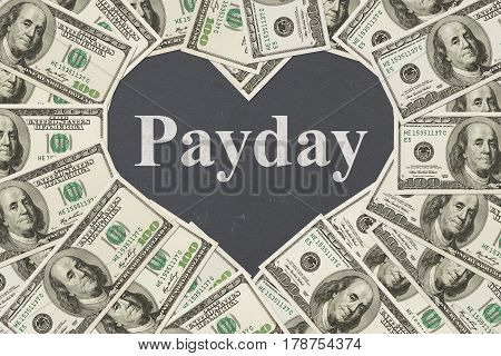 The love payday