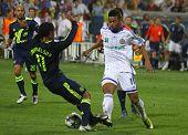 Dynamo Kyiv vsUrby Emanuelson