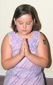 A Child Praying