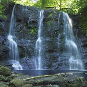 Glenariff Waterfalls, County Antrim, Northern Ireland