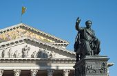 Maximilian Joseph And National Theater