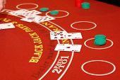 Las Vegas Blackjack game