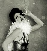 Vaudeville performer