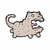 ugly cat cartoon