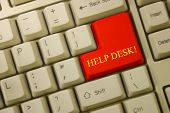Help Desk Key