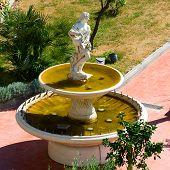 Fontana Su Terrazzo