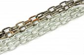Metal Chain Background