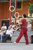Chinese Juggler
