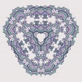 Ornamental ethnicity pattern