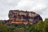 The rock fortress of Sigiriya
