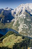 K�nigssee And Mountain Watzmann