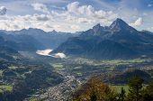 Berchtesgaden And Watzmann