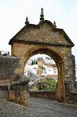 Landmark Of The Ancient Spanish Town Ronda poster