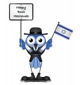 Bird Rosh Hashanah.