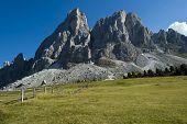 Sass De Putia, Dolomites - Italy