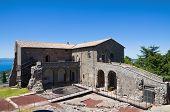 Rocca dei Papi. Montefiascone. Lazio. Italy.