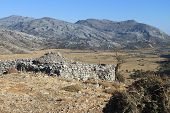 Psiloritis mountain at Crete
