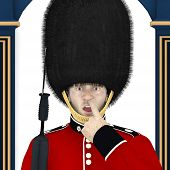 picture of beefeater  - British Guard  - JPG