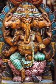Lord Ganesh - Wood Carving