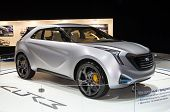 Hyundai Compact Urban Activity Vehicle Concept