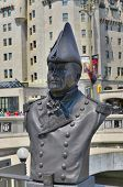 Bronze Sir Isaac Brock