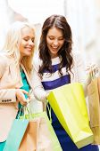 foto of overspending  - shopping and tourism concept  - JPG