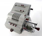 Antique Calculating Machine