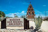 Self-titled Spanish Mission