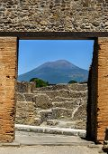 Pompeii and Mt. Vesuvious