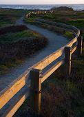 Pebble Beach Fence