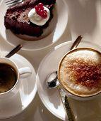 Bolo de café &