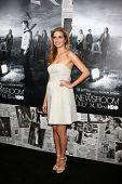 LOS ANGELES - 10 JUL: Margaret Judson arriveert bij de HBO-serie