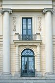 image of neoclassical  - Prinz Carl Palace in Neoclassical Style in Munich - JPG